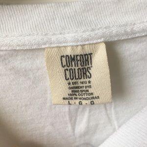 Comfort Colors Tops - Delta Gamma Formal Shirt